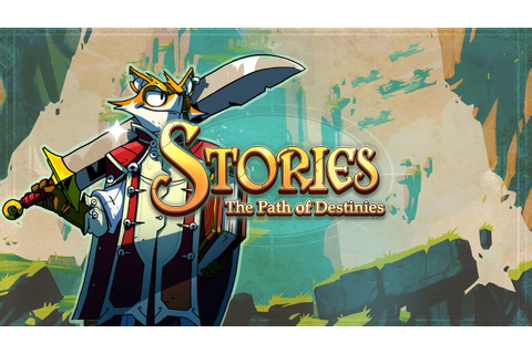 Stories The Path Of Destinies Gameplay - YouTube