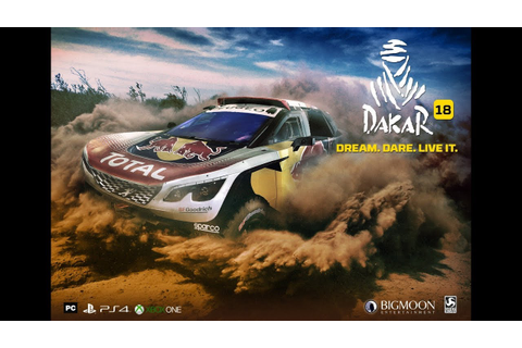 DAKAR 18 - CGI Trailer (2018) - YouTube