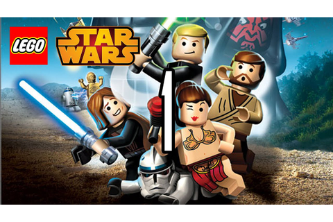 Lego Star Wars: The Complete Saga - 1 - Most VIOLENT ...