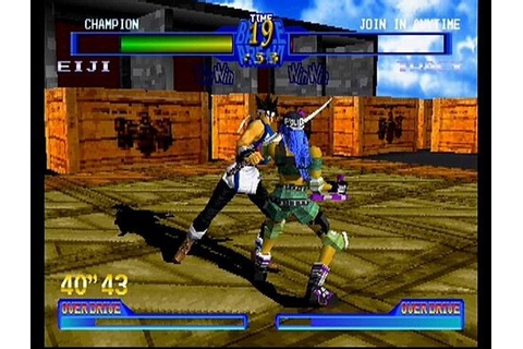 Battle Arena Toshinden 2 Free Download Full PC Game ...