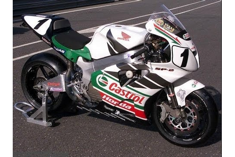 Honda Castrol VTR (RC51) S.B.K - YouTube