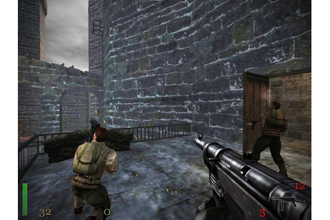 3 soldiers in action! image - Return To Castle Wolfenstein ...