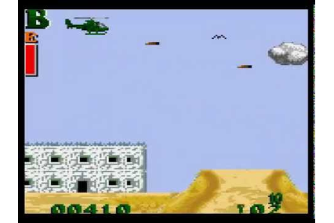Choplifter III (Game Gear) - YouTube