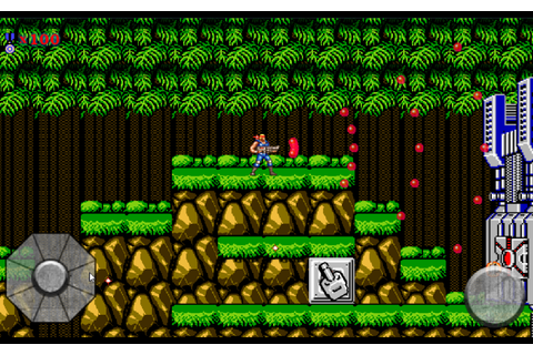 Game Contra (classic) for Android mobile! | AndroidPIT Forum