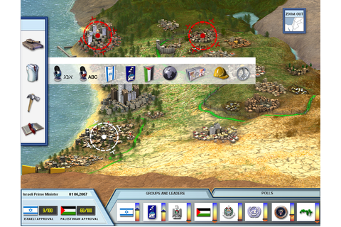 File:PeaceMaker - Game interface.jpg - Wikimedia Commons
