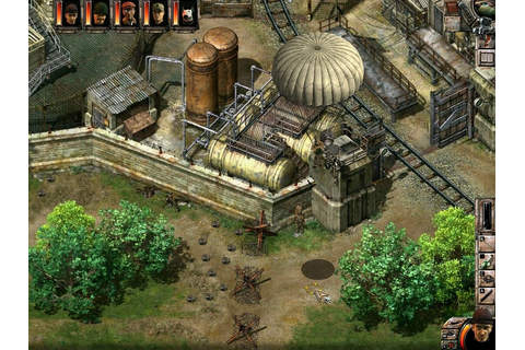 Games For PC Full Version: Commandos 2 Men of Courage Game ...