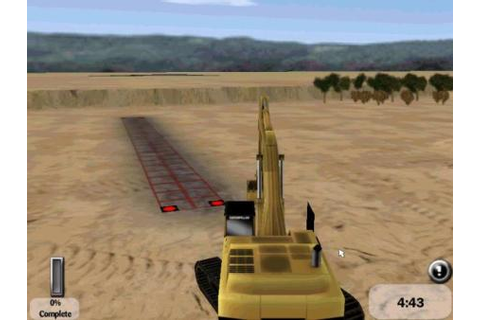 Games MA 100%: Caterpillar Construction Tycoon