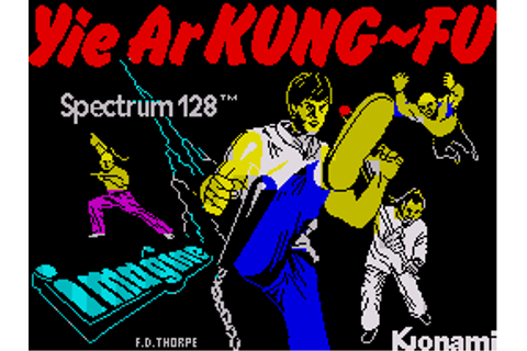 Download Yie Ar Kung-Fu - My Abandonware