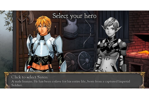 'Loren The Amazon Princess' RPG Game Released on Desura ...