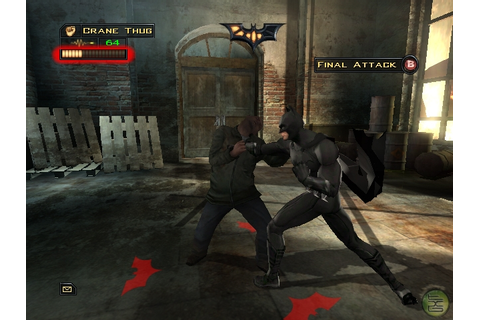 All Computer And Technology: Download Game Ps2 Batman ...