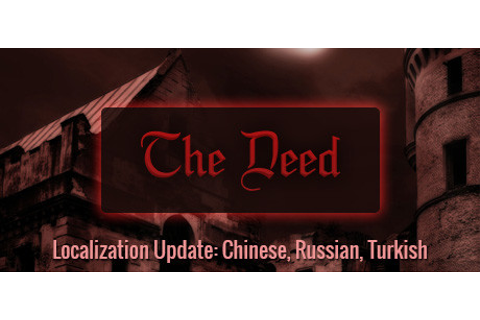 The Deed on Steam