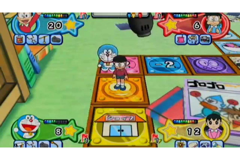 ABM: Doraemon Party Gameplay Room HD !! - YouTube