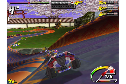 Stunt GP Tamiya 32 Bit for pc - Ilmu Sahabat