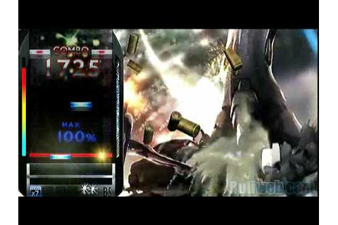 DJ Max Black Square Gameplay Footage - Fermion - YouTube