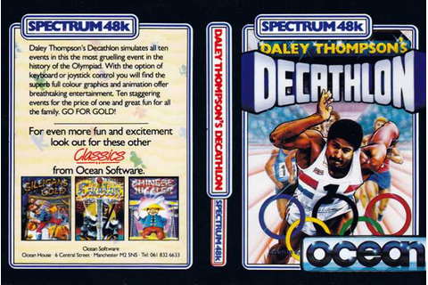 Daley Thompson's Decathlon Day 2 | Top 80's Games