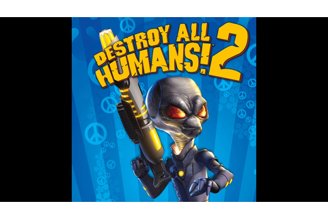 Destroy All Humans! 2 Game | PS4 - PlayStation