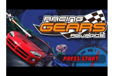Racing Gear Advance gameplay video (GBA) - YouTube