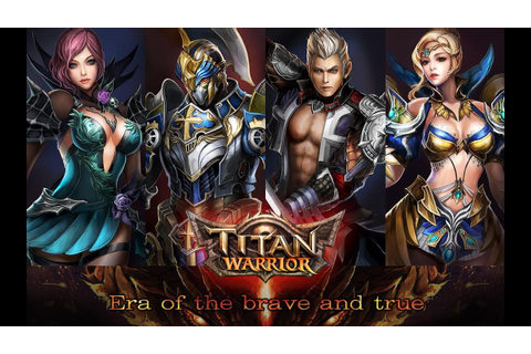 [HD] Titan Warrior Gameplay (IOS/Android) | ProAPK android ...