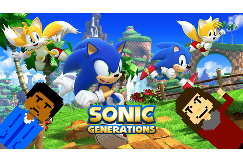 Reset Games - Sonic Generations Episode 2: Cult of Pee-Nye ...