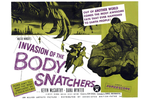 INVASION OF THE BODY SNATCHERS (1956) review | Keeping It Reel