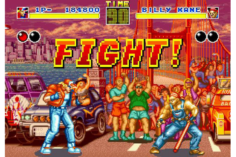 Fatal Fury King of Fighters - Neo Geo trucchi e codici ...