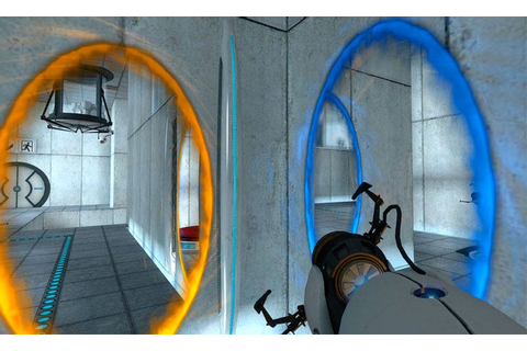Portal 2 Adds Multiplayer Co-op, New & Familiar Characters