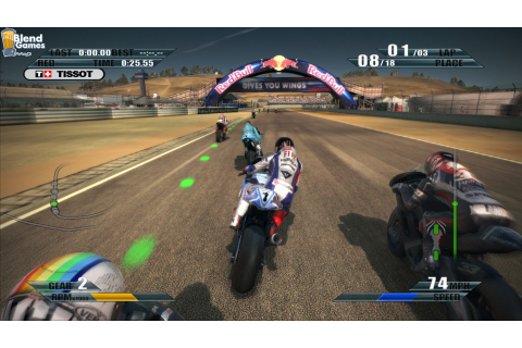 MotoGP 09/10 Xbox 360 And PS3 HD Screenshots, Demo And DLC