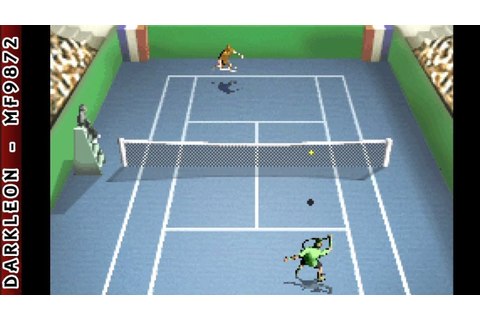 Game Boy Advance - Agassi Tennis Generation © 2003 ...