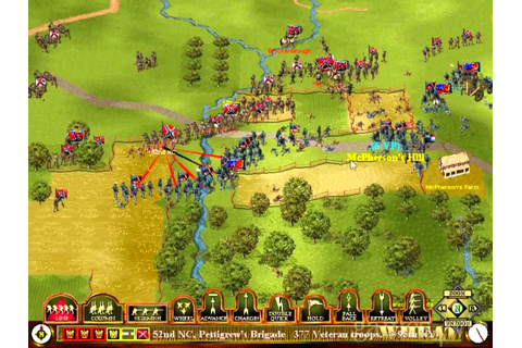 Sid Meier's Gettysburg! Free Download - Games4Win