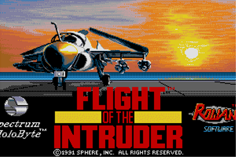 Download Flight of The Intruder - My Abandonware