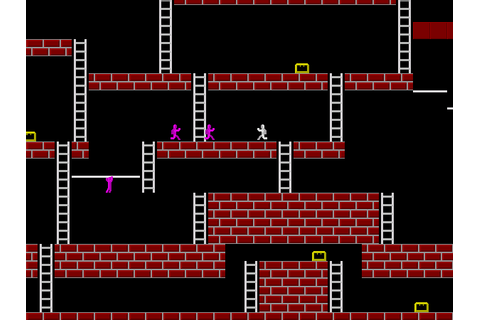 ZX Games | Lode Runner. Episode I: Classicwards - first ...