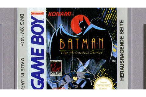 CGR Undertow - BATMAN: THE ANIMATED SERIES review for Game ...