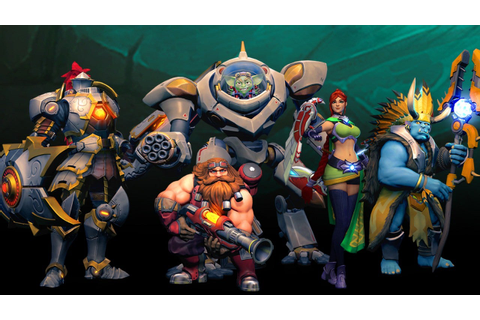 Paladins: Champions of the Realm Closed Beta Date Revealed ...