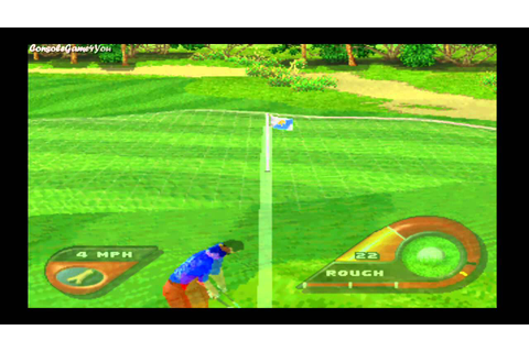 Actua Golf 2 [PSX] - YouTube