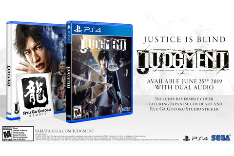 Judgment Launches June 25, How the Yakuza Spinoff ...