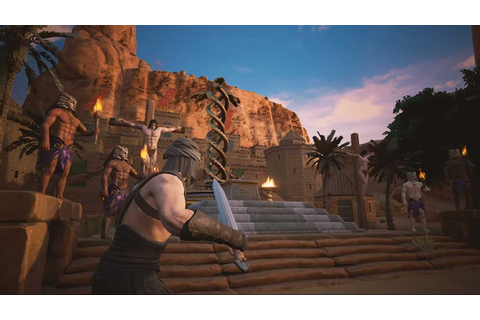 Conan Exiles to be Made Available on Xbox One from Spring 2017
