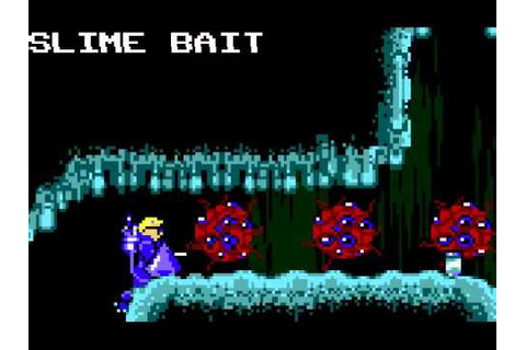 Todd's Adventures in Slime World (Atari Lynx) - YouTube