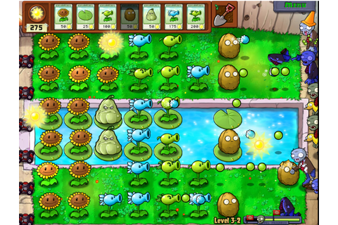 Plants vs. Zombies: What if the zombies had plants for ...