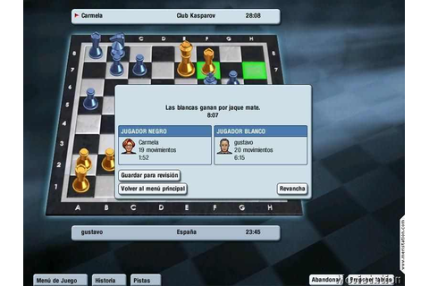 Kasparov Chessmate Download Free Full Game | Speed-New