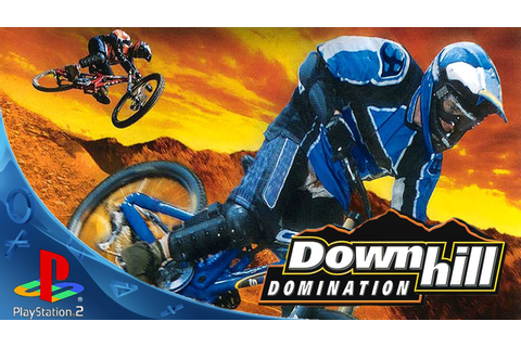 Downhill Domination | PS2 Gameplay [PTBR] - YouTube