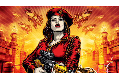 Command & Conquer™ Red Alert™ 3: Uprising for PC | Origin