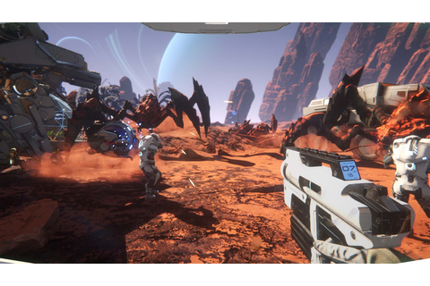 Multiplayer survival game Osiris: New Dawn may be Steam's ...