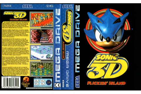 Sonic 3D Blast: Director's Cut Released onto Steam ...