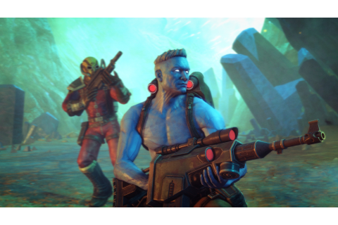 Rogue Trooper Redux E3 gameplay video shows a decent ...