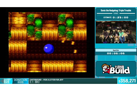 Sonic the Hedgehog: Triple Trouble by bertin in 22:42 ...
