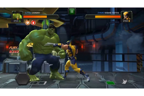 Hulk vs Wolverine - Hulk vs Thor For Game | Spiderman ...
