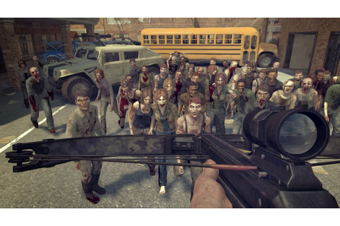 The Walking Dead Survival Instinct Game Free Download ...
