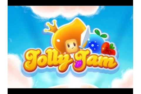 Jolly jam android game - YouTube