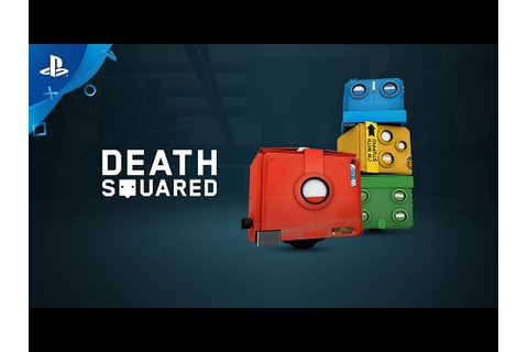 Death Squared Game | PS4 - PlayStation