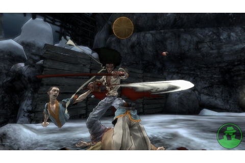 Afro Samurai Screenshots, Pictures, Wallpapers - Xbox 360 ...